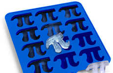 Mathematical Frozen Ice Trays