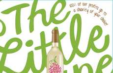 Beneficial Nonprofit Wine Labels
