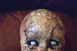 This Repurposed Doll by L.Cerrito will Haunt your Halloween