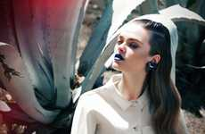 Blue-Lipped Editorials