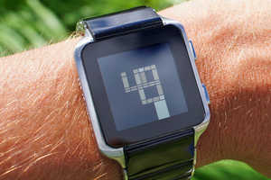 The Kisai Logo LCD Watch Has a Display that Needs to be Deciphered