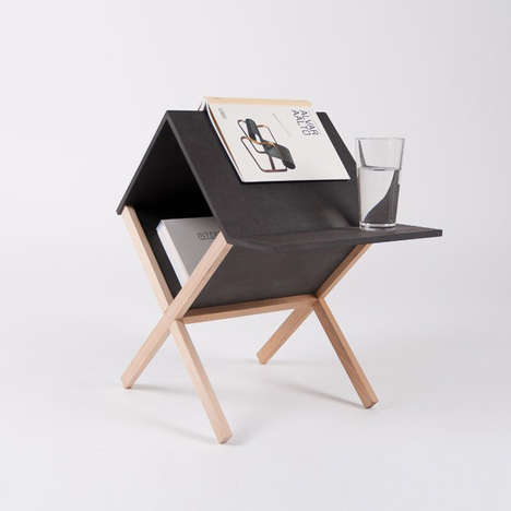 Book Table by Rejon