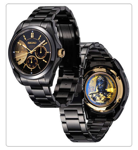 luxury star wars watches
