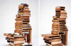 Book-Inspired Furniture