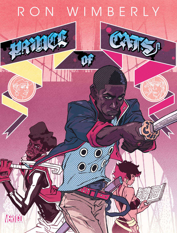 Hip-Hop Shakespeare Comics