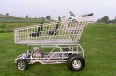 Car-Like Shopping Carts