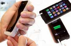 Smartphone-Amplifying Cases - The iExpander Expansion Device Improves Battery Life and Storage Space