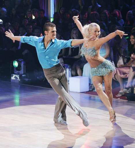 30 Dazzling Ballroom Dances - A Tribute to Beginning of Dancing With the Stars