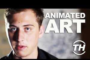 Trend Hunter Josh Triantafilou Presents Musical Paintings