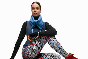 The Nike Women Holiday 2012 Collection Blends Exercise and Fashion