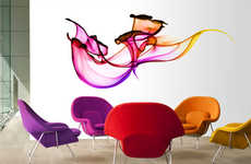 Vibrantly Realistic Decor Decals