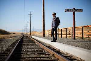 The Acrimony Fall/Winter 2012 Lookbook was Shot in North California