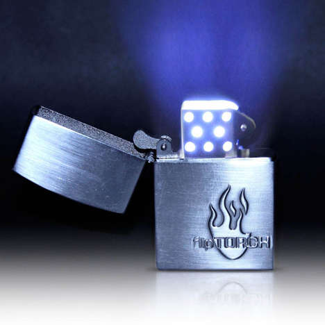 Flip Torch Flashlight