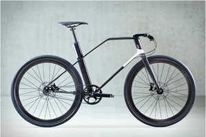The UBC Coren Bicycle is Inspired by Luxury Vehicles