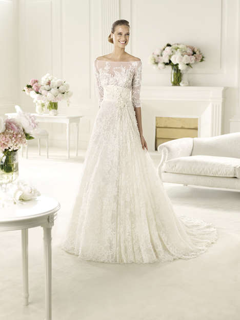 Elie by Elie Saab 2013 Bridal