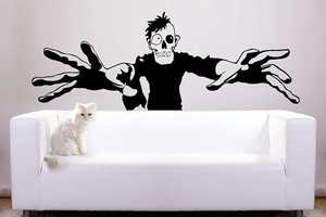 These Halloween Wall Decals are Perfect for Any Party