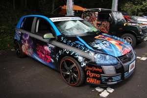 Ita Fest in Tohoku Showcases some of Japan's Exotic Nerdmobiles