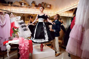 The New York City Ballet Costumes by Valentino Showcase Decadent Design