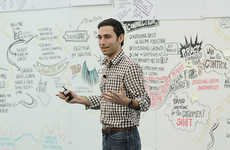 Successfully Executing Ideas - Scott Belsky Emphasizes Productivity in This Organization Keynote