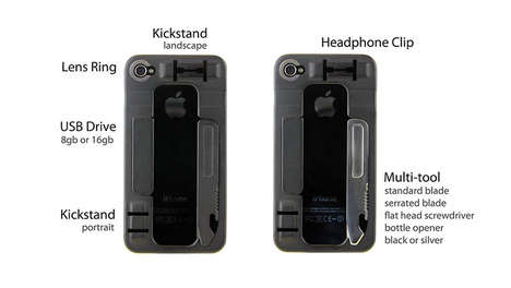 ReadyCase for iPhone