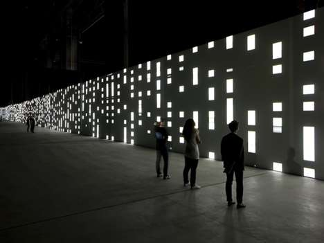 Unidisplay by Carsten Nicolai