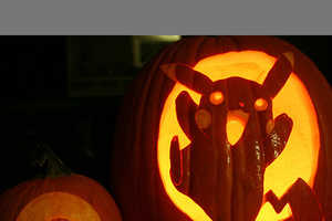 Nerdy Neighborhoods Will Love Pokemon Halloween Jack-O-Lanterns