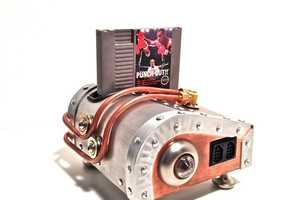 This Steampunk Nintendo System is a Radically Retro Re-Imagination