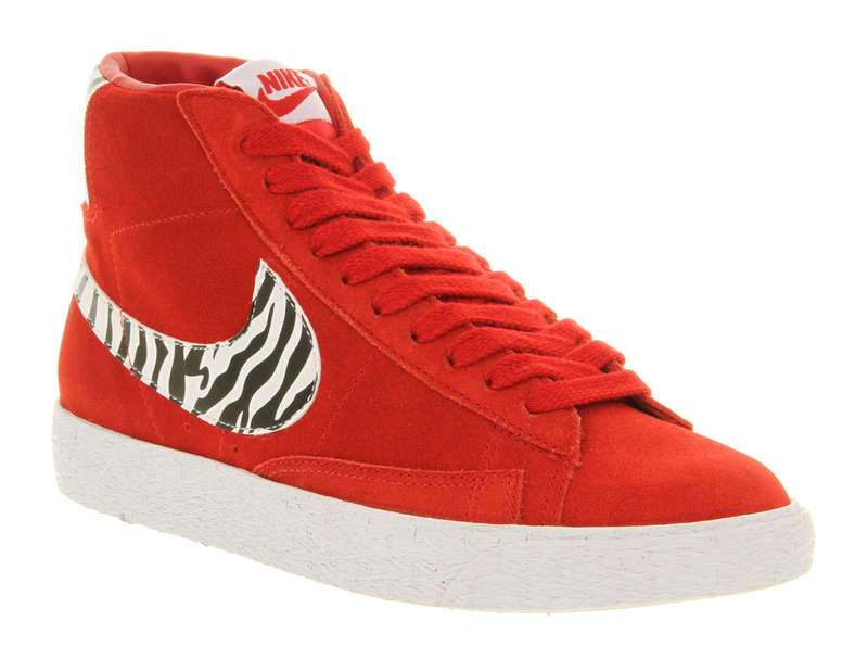 Animal Patterned Sneakers