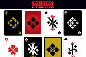 Vanda Playing Cards Upgrade Traditional Design