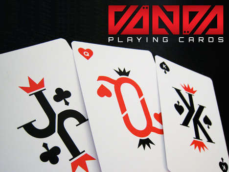 vanda playing cards deck