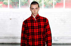 90 Plush Plaid Looks
