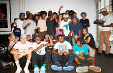 From New Age Rap Collectives to Hip Hop Crew Captures
