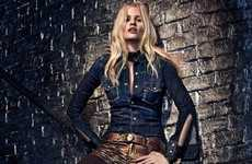 Sultry Denim Campaigns