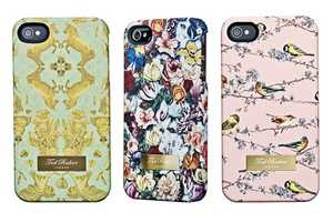 The Ted Baker Birdie Phone Cases are Perfect for Bird-Lovers