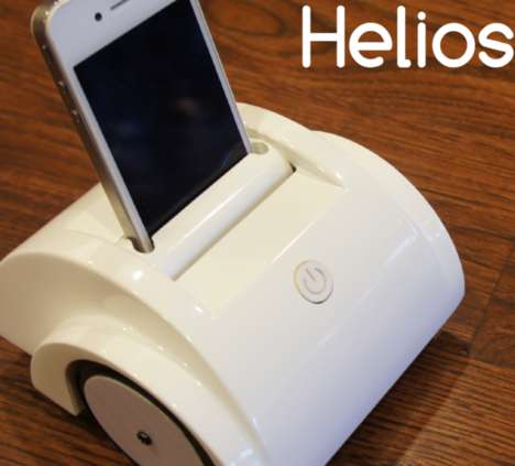 Helios iOS Device