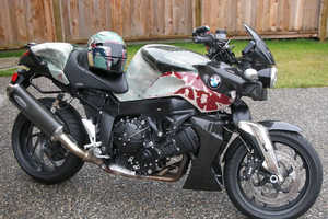 Make the Jump to Light Speed with the Boba Fett BMW Motorcycle