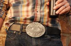Beer-Holding Belt Accessories