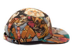 Wild Animal-Centric Caps