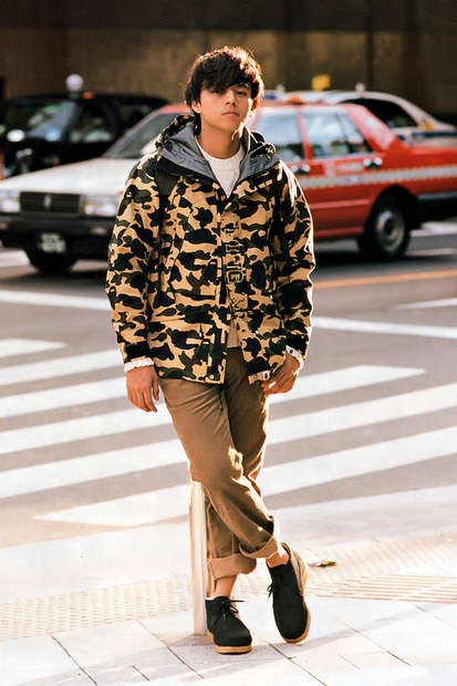 A Bathing Ape 2012 fall/winter