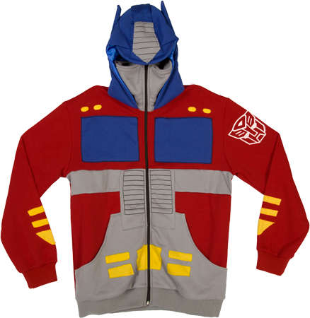 Transformers Hoodies