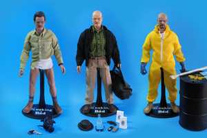 The Breaking Bad Figurines by Trevor Grove Pay Tribute to the Show