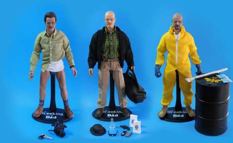 Breaking Bad Figurines
