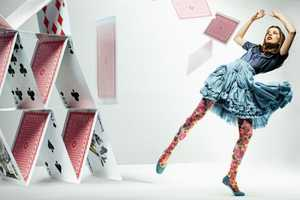 Be Inspired to Make an Alice In Wonderland Halloween Costume