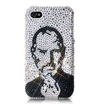 Steve Jobs Swarovski Case