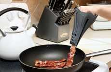 Shielding Cooking Utensils