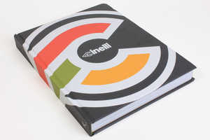 The Cinelli: Art and Design of the Bicycle Book Covers 65 Years