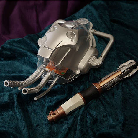 Dr. Who DIY Cyberman