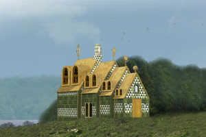 A House for Essex by FAT and Grayson Perry Looks Straight From a Story