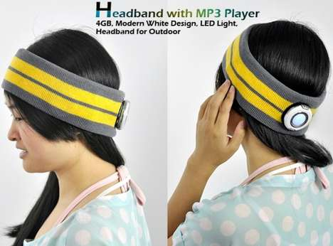 headbands with mp3