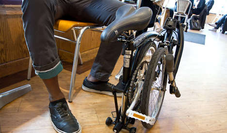 Graphite Bike to Work Pants